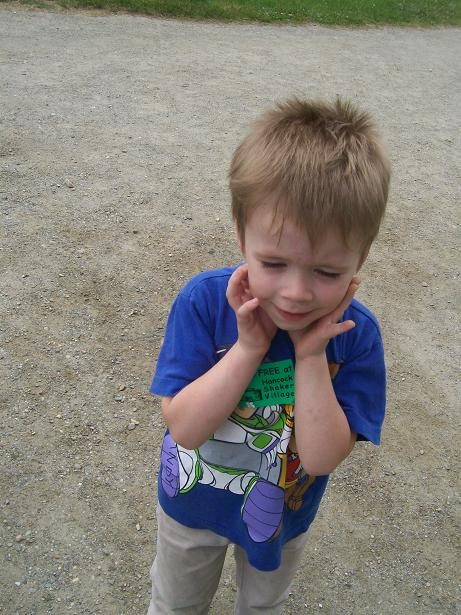 my cute boy caleb!