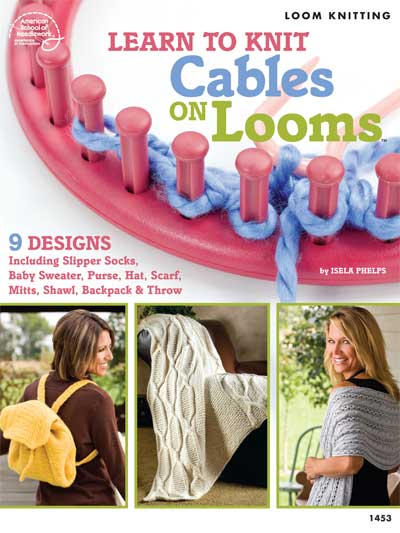 Learn to Knit Cables on Circle Looms
