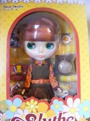 My new Mod Molly Blythe Doll