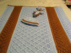 Aj's baby blanket