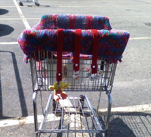 Cart Cover up Pattern